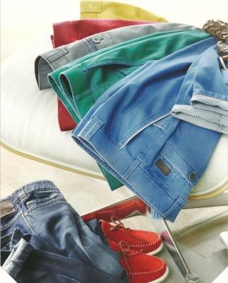 Meyer-Wegener pamut nadrágok, sportzakók