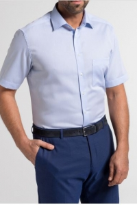 <b>ETERNA</b>,  NYÁRI VÁSÁR! Eterna- modern fit, comfort  rövid újju ing 100% pamut