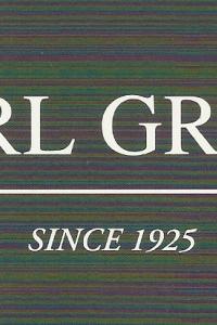 <b>Carl Gross</b>, Férfi szövetkabát