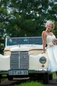 Esküvő vintage stílusban