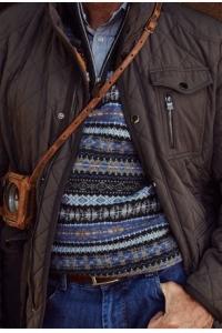 <b>Fynch Hatton</b>,  steppelt férfi kabát -20%