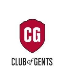 <b>CG-Club of Gents</b>, Férfi sportos slim fit kabát, kapucnival